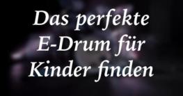 E-Drum für Kinder